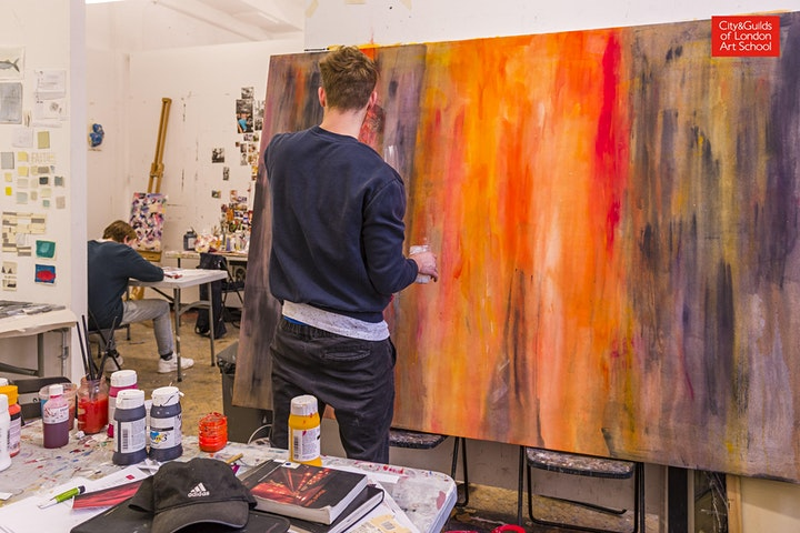 Foundation Diploma in Art & Design Online Open Days image