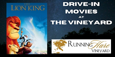 Drive-in Movie: The Lion King! tickets