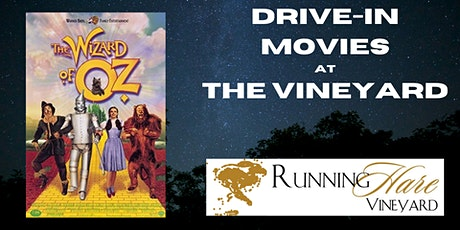 Drive-in Movie: The Wizard of Oz tickets