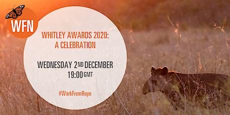 Whitley Awards 2020: A Celebration tickets