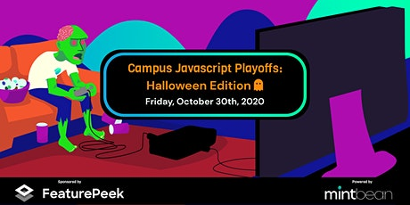 MB Campus JavaScript Playoffs: Halloween Edition tickets