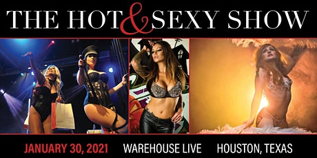 THE HOT & SEXY SHOW tickets
