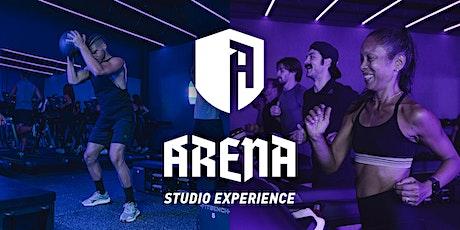 Arena Studio Experience tickets