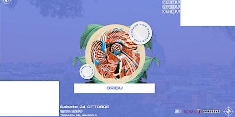 ORIBU | Alcazar Terrazza del Gianicolo tickets
