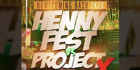 HENNYFEST VS PROJECT X @ BAJAS tickets