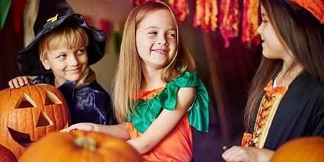 Halloween Storytime For Kids at Wallington Library tickets