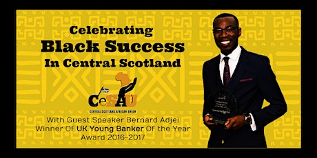Celebrating Black Success In Central Scotland tickets