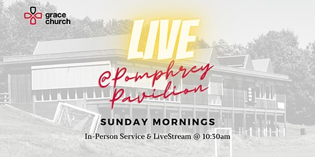 Sunday Service @ Pomphrey Pavilion (25th October 2020) tickets