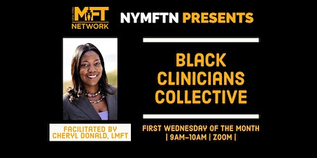 December Black Clinicians Collective tickets