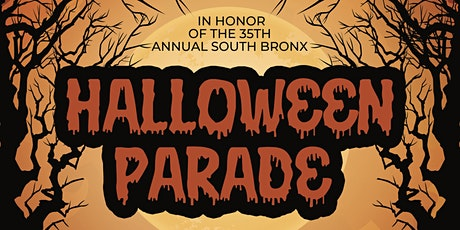 35th Annual South Bronx Halloween Parade 2020 tickets