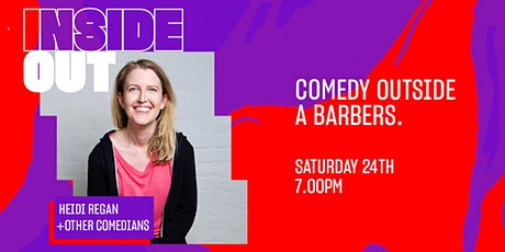 Inside Out Comedy  - Live and Outdoors tickets