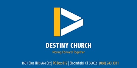 Destiny Church Sunday Service tickets