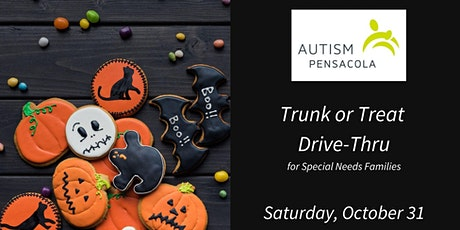Trunk or Treat Drive Thru for Special Needs Families tickets