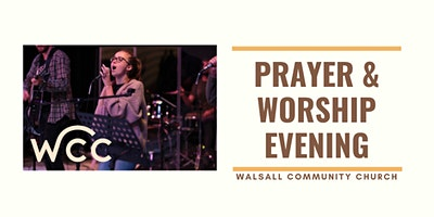 Prayer & Worship Evening