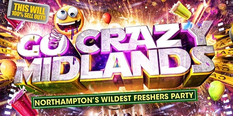 Go Crazy Midlands tickets
