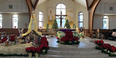 St. Joseph's Virtual Advent Giving Tree tickets