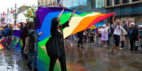 LGBTQ+ Awareness Training for Arts Organisations and Freelance Creatives tickets