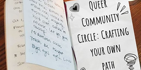 Queer Community Circle: Crafting Your Own Path tickets