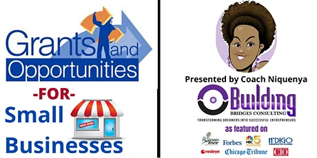 Grants and Opportunities for Small Businesses tickets
