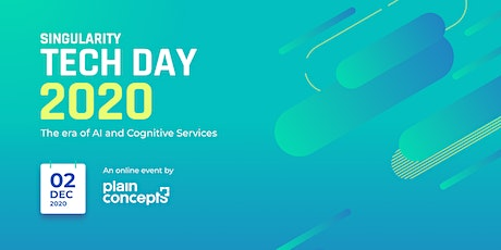 Singularity Tech Day 2020 [Online] tickets