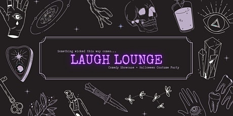 HALLOWEEN LAUGH LOUNGE | ADULT COMEDY SHOW tickets