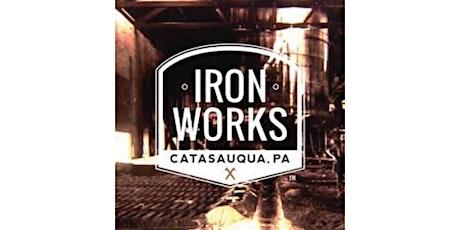 Crane Iron Works Site Photo Walk with Glenn Koehler and Cameron Smith tickets