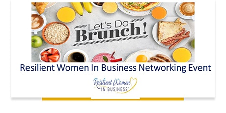 Maple Ridge -  Resilient Women In Business Networking (In Person) tickets