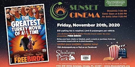 Sholom Park's  Sunset Cinema tickets