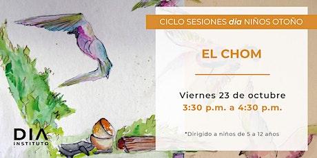 Ciclo Sesiones dia Niños Otoño: Raíces y Tradiciones.