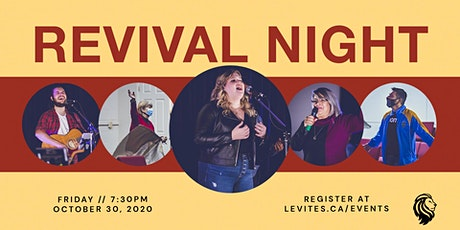 Revival Night tickets