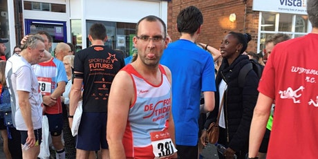 Improvers Social Run with Chris Jackson from Desford Primary at 6pm 2-Nov