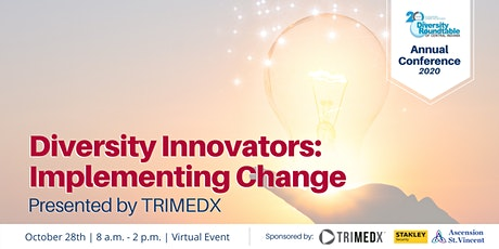 DRTCI Annual Conference > Diversity Innovators: Implementing Change tickets