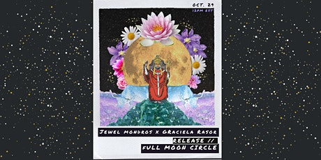 Release: A Full Moon Circle tickets