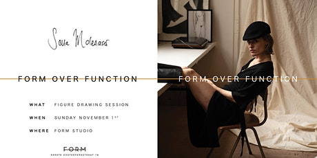 FORM Over Function: Figure Drawing Session w/ Sella Molenaar tickets