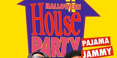 Halloween Pajama Jammy Jam @ Jonathans Lounge tickets