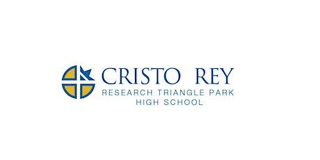 Cristo Rey Research Triangle Virtual Meeting / Sesión Informativa Virtual tickets