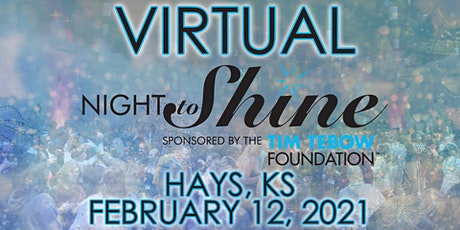 Virtual Night to Shine 2021 (Hays, KS) tickets