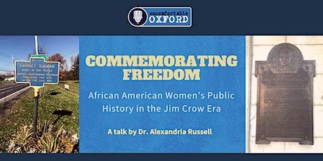 Commemorating Freedom: Public Lecture