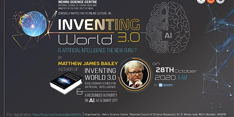 Is Artificial Intelligence the new Guru? tickets