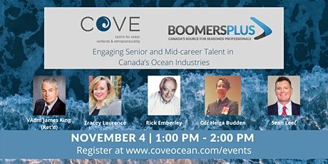 Changing Tides: Engaging Senior and Mid-Career Talent tickets