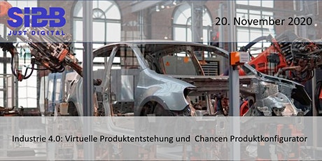 Forum Industrie 4.0: Tickets