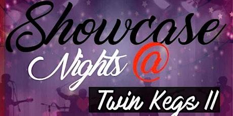 Showcase Nights @ TKII Presents Open Mic Writers Night tickets