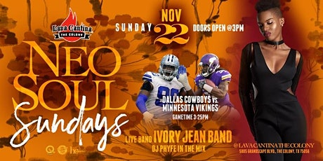 NEO SOUL SUNDAYS feat IVORY JEAN BAND tickets
