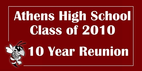 AHS Class of 2010 Reunion tickets