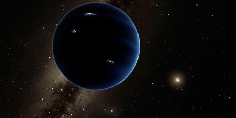 Free On-line Talk on the Search for Planet 9 in our Solar System tickets