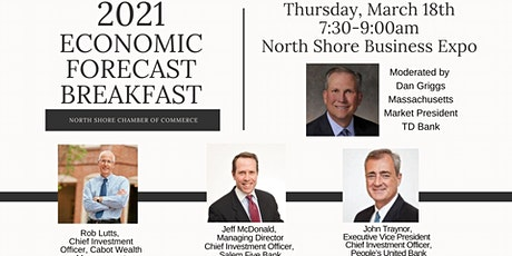 "Thursday, October 14th ""2021 Economic Forecast - Expo Breakfast"" tickets"
