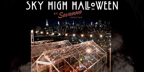 """FRIDAY 10/30: """"SKY HIGH"""" HALLOWEEN SUNSET PARTY w/ENCLOSED """"SKY SUITES"""" tickets"""