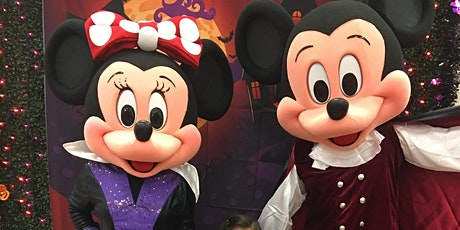 Not So Scary Halloween with Mickey & Minnie Mouse tickets