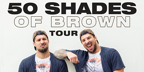 BRENDAN SCHAUB: FIFTY SHADES OF BROWN tickets