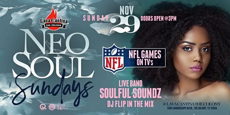 NEO SOUL SUNDAYS feat SoulfulSoundz tickets